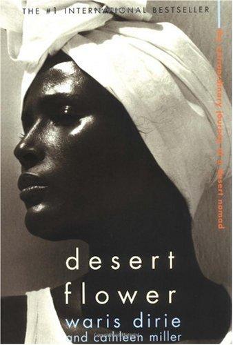 Desert Flower   1998 edition cover