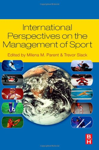 International Perspectives on the Management of Sport   2007 9780750682374 Front Cover