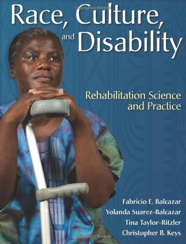 Race, Culture, and Disability Rehabilitation Science and Practice  2010 edition cover
