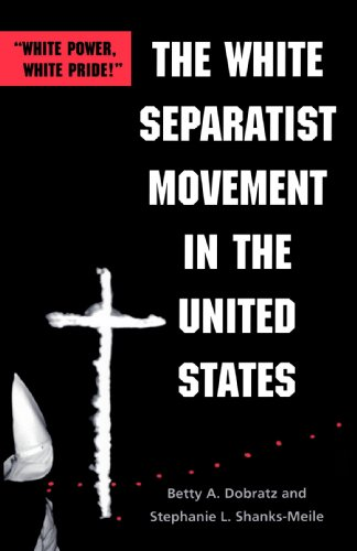 White Separatist Movement in the United States White Power, White Pride!  2001 edition cover