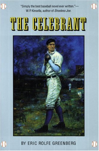 Celebrant A Novel  1983 edition cover