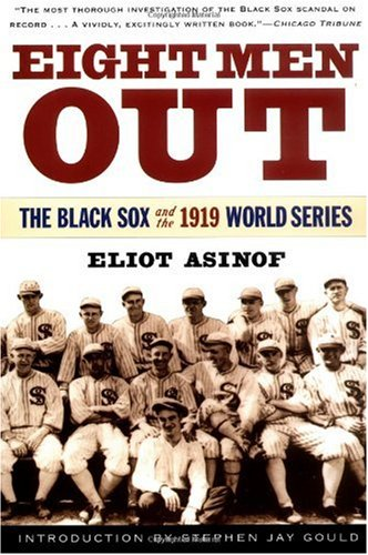 Eight Men Out   1963 (Revised) edition cover