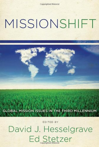 MissionShift Global Mission Issues in the Third Millennium  2009 edition cover