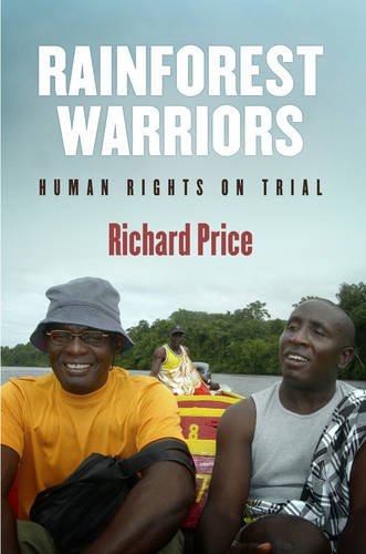 Rainforest Warriors Human Rights on Trial  2011 edition cover