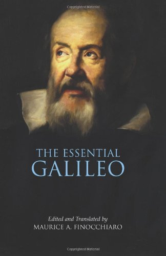 Essential Galileo   2008 edition cover
