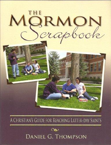MORMON SCRAPBOOK N/A edition cover