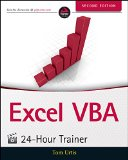 Excel VBA 24-Hour Trainer  2nd 2015 edition cover