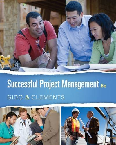 Successful Project Management 6th 2014 9781285068374 Front Cover