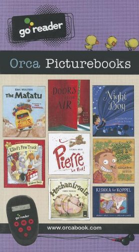 Orca Picturebook:   2012 edition cover