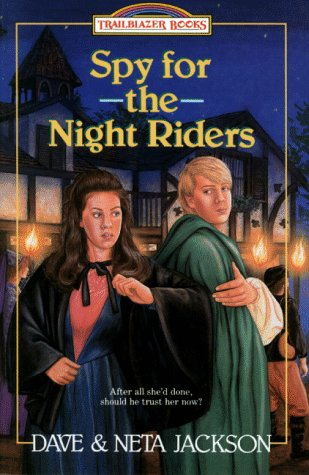 Spy for the Night Riders Martin Luther N/A edition cover