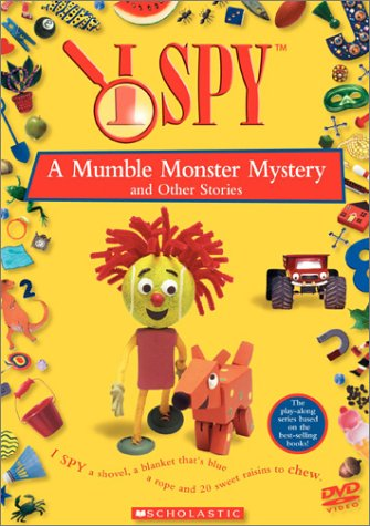 I Spy - A Mumble Monster Mystery and Other Stories System.Collections.Generic.List`1[System.String] artwork