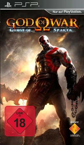 God of War: Ghost of Sparta Sony PSP artwork