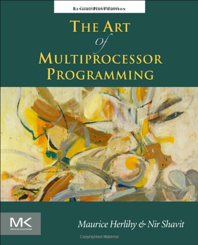 Art of Multiprocessor Programming, Revised Reprint   2012 edition cover