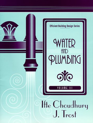 Water and Plumbing   2000 edition cover