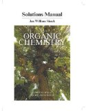 Student's Solutions Manual for Organic Chemistry  9th 2017 9780134160375 Front Cover