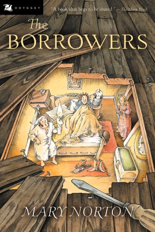 Borrowers   1952 edition cover