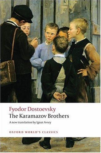 Karamazov Brothers   2008 edition cover