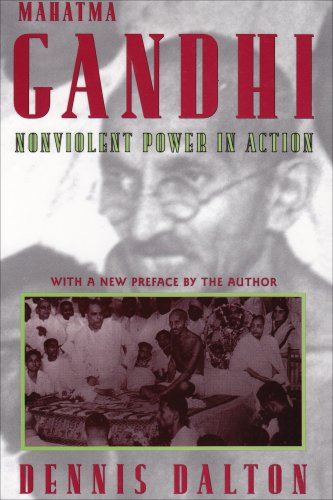 Mahatma Gandhi Nonviolent Power in Action 2nd 2000 (Reprint) edition cover