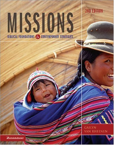 Missions Biblical Foundations and Contemporary Strategies  2014 edition cover