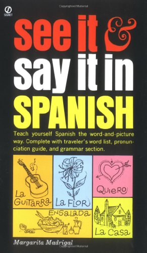 See It and Say It in Spanish   1962 edition cover