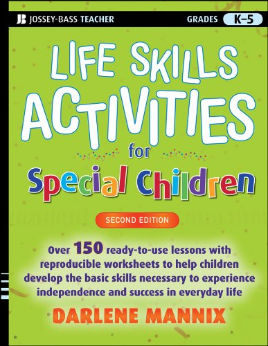 Life Skills Activities for Special Children  2nd 2009 edition cover