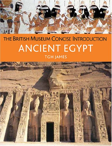 British Museum Concise Introduction to Ancient Egypt   2005 edition cover