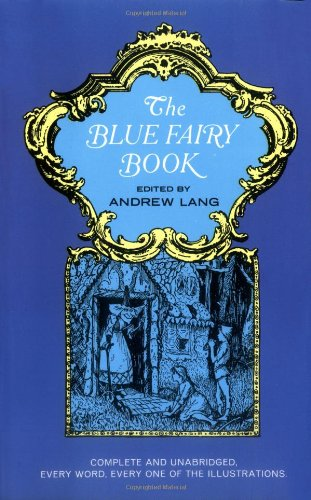 Blue Fairy Book   2011 edition cover