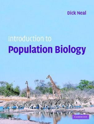 Introduction to Population Biology   2003 9780521825375 Front Cover