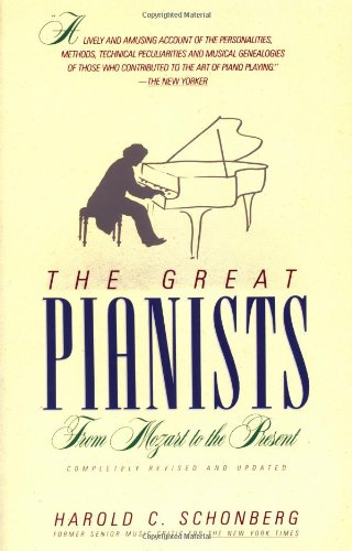 Great Pianists   1987 (Revised) edition cover