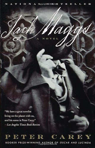Jack Maggs  N/A edition cover