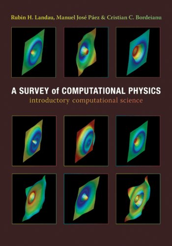Survey of Computational Physics Introductory Computational Science  2008 edition cover