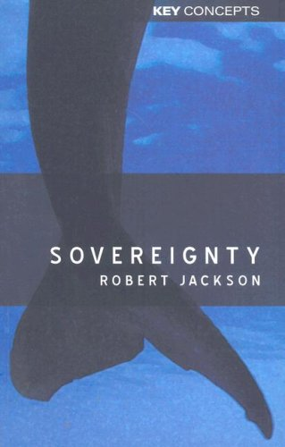 Sovereignty Evolution of an Idea  2007 (Revised) 9780745623375 Front Cover