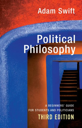 Political Philosophy  3rd 2013 edition cover
