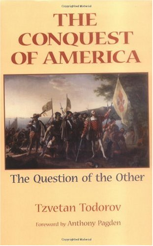 Conquest of America The Question of the Other N/A edition cover