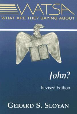 What Are They Saying about John?   2006 edition cover