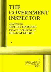 Government Inspector   2009 edition cover