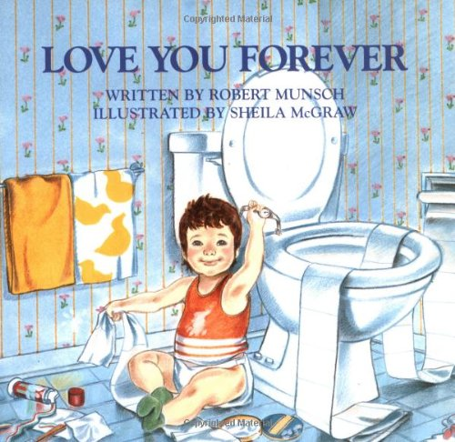 Love You Forever   1986 edition cover
