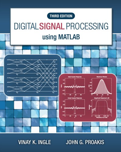 Digital Signal Processing with MATLAB�  3rd 2012 edition cover