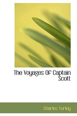 Voyages of Captain Scott  N/A 9781113494375 Front Cover