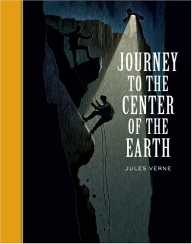 Journey to the Center of the Earth   2007 edition cover