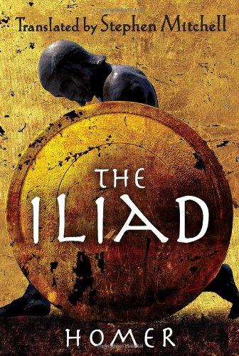 Iliad   2011 edition cover