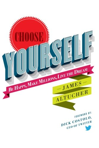 Choose Yourself!   2013 edition cover