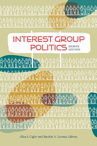 Interest Group Politics  8th 2012 (Revised) edition cover