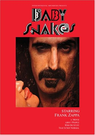 Frank Zappa - Baby Snakes System.Collections.Generic.List`1[System.String] artwork