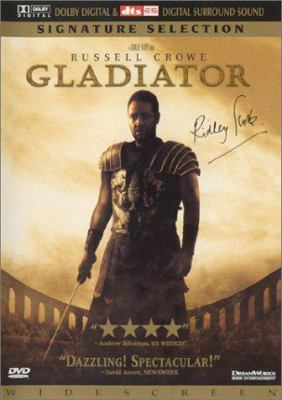 Gladiator Signature Selection (Two-Disc Collector's Edition) System.Collections.Generic.List`1[System.String] artwork