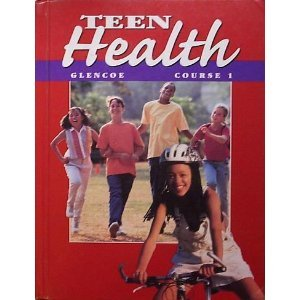 Teen Health Course   1999 (Student Manual, Study Guide, etc.) 9780026518376 Front Cover