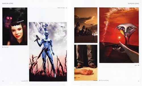 Digital Art for the 21st Century Renderosity  2004 9780060730376 Front Cover