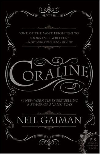Coraline  N/A 9780061139376 Front Cover