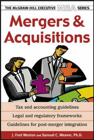 Mergers & Acquisitions   2004 9780071435376 Front Cover
