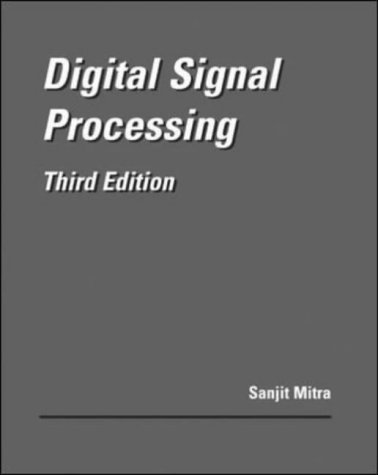 Digital Signal Processing  3rd 2006 (Revised) 9780073048376 Front Cover